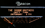 Beacon Theater Marquee by Matt Shanley